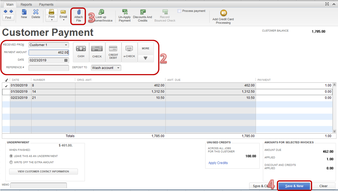 Solved Can Quickbooks Desktop Pro Attach Pdf Documents To