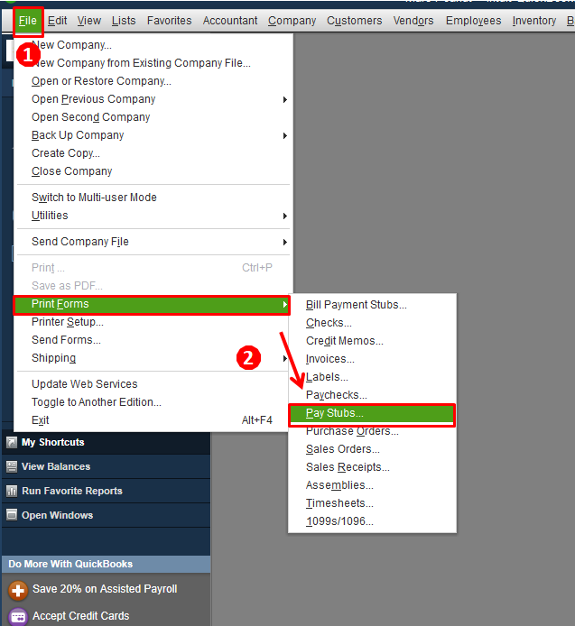 Quickbooks Desktop Pro with Enhanced Payroll, 2018