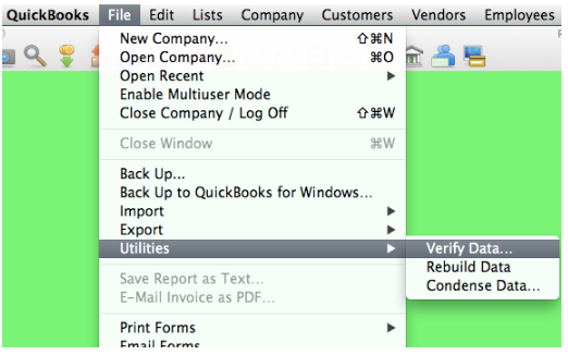 Customer Contact Field Data not updating on Invoic    - QuickBooks
