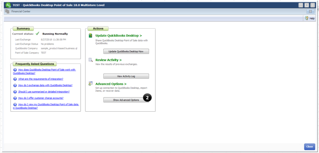 Can QuickBooks POS and Desktop share inventory? - QuickBooks