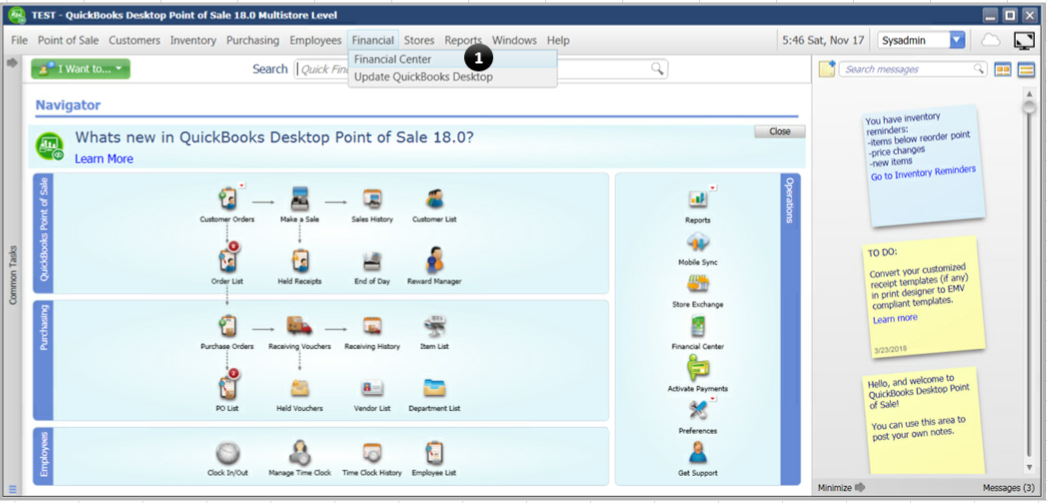 Can QuickBooks POS and Desktop share inventory? - QuickBooks Community