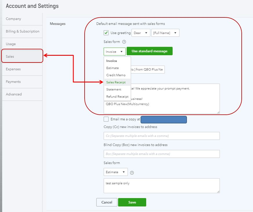 Sending an Invoice Marked Paid - QuickBooks Community