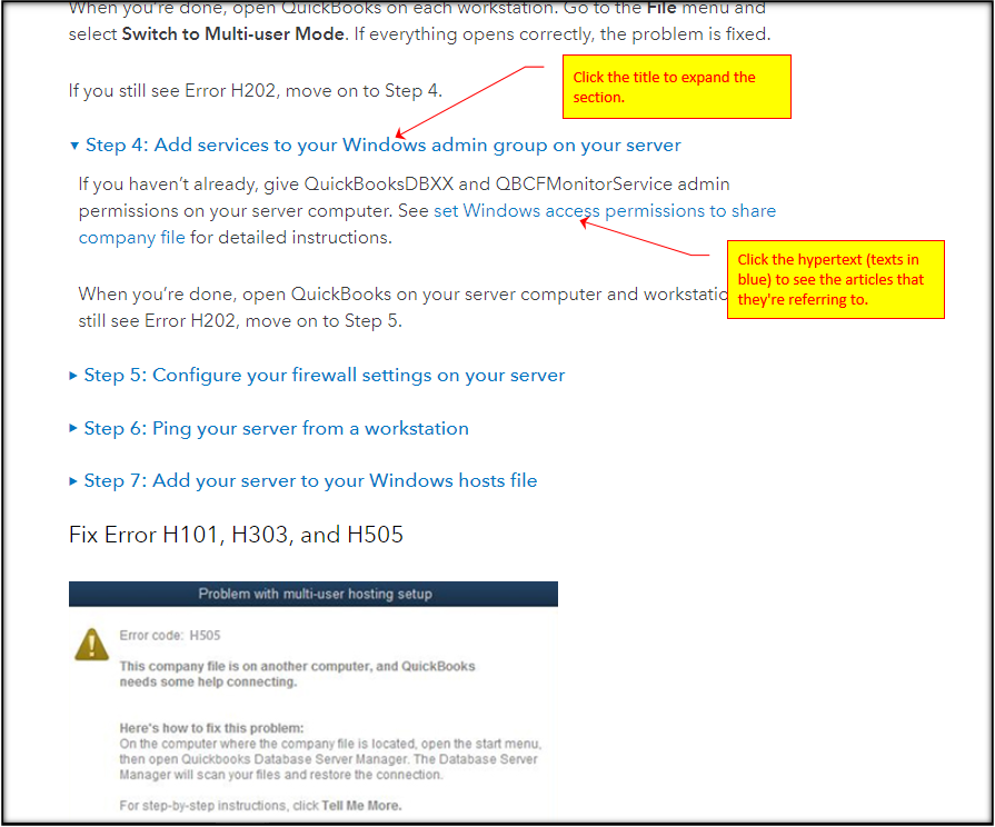 Solved: Multi-user Problems: H202 errors and