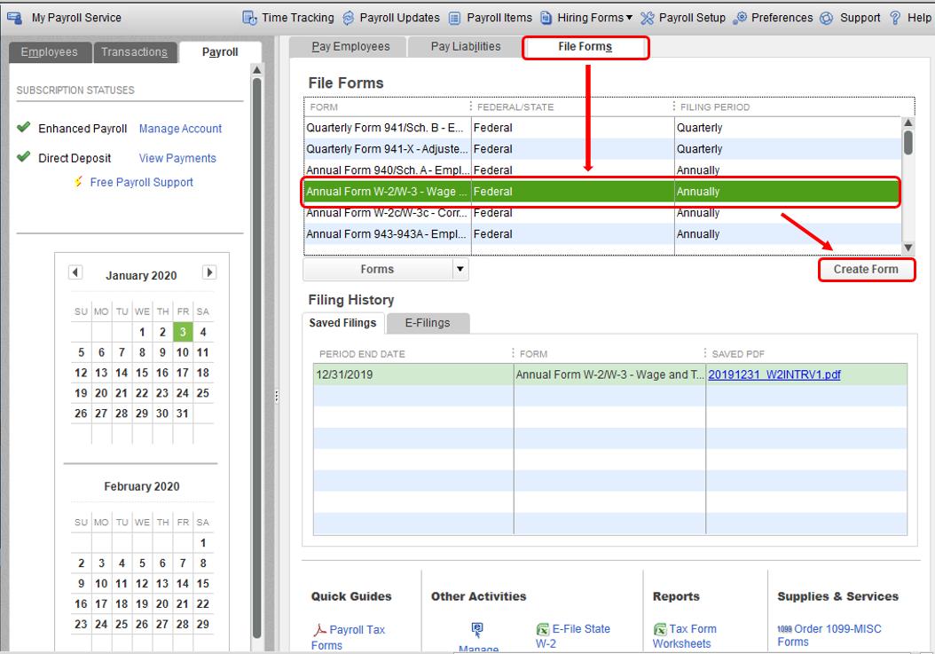 QuickBooks Desktop Year End Resources - QuickBooks Community