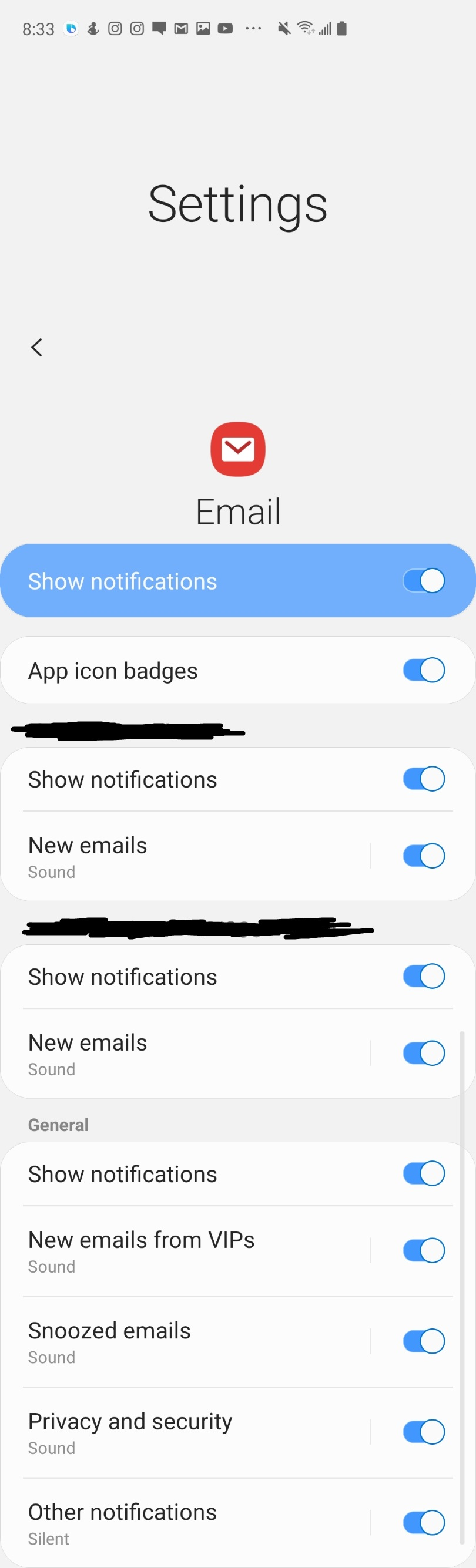 Emails not syncing - Samsung Community - 661971