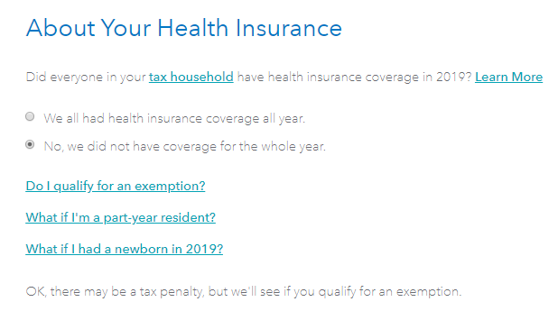 NJ Health insurance